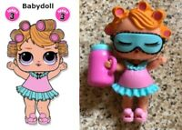 LoL Surprise BAMBOLA BABYDOLL CONFETTI POP PUNK DOLL HOLIDAY CASA PRESENT ZODIAC