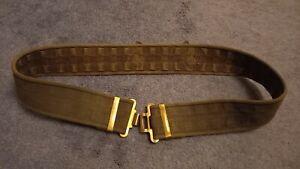 British Army 37 Pattern Webbing Belt
