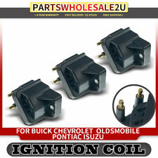 3PCS Ignition Coil for Buick Cadillac Chevy Oldsmobile Pontiac V6 3.8L 10468391