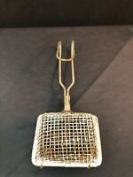 Primitive Soap Saver Tool With Wire Mesh Basket