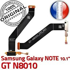 ORIGINAL Samsung Galaxy NOTE N8010 Connecteur Charge MicroUSB Nappe Microphone