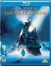 The Polar Express Blu-ray 2004 Christmas Movie With Tom Hanks