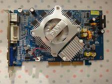 PNY nVidia GeForce 6600LE 256MB 128Bit DDR AGP 8x DVI/VGA/TV Graphics Card