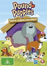 Pound Puppies - Puppies, Puppies Everywhere! (DVD, 2013, Region 4) NEW & SEALED