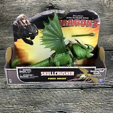How To Train Your Dragon 2 SkullCrusher Power Dragon Action Figure