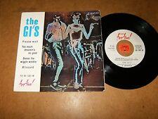 THE GI'S - EP FRENCH FESTIVAL FX 45 1341 / LISTEN -TEEN POPCORN