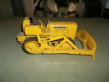 Vintage 1/16 John Deere 450 Crawler With Winch Farm Toy Tractor Implement !
