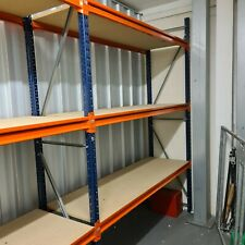 More details for heavy duty commercial racking pallet racking warehouse shelving - 3 bays