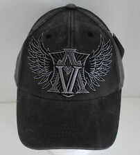 American Valor  Hat USA Military Adjustable Cap Eagle Crest AV Embroidery