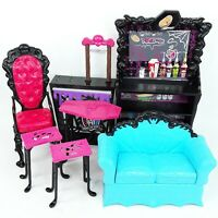 Monster High doll toy Furniture Chair Couch Sofa Bulk