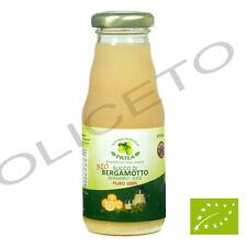 Bio Bergamottensaft 100 % pur 200 ml Glasflasche - Patea