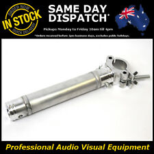 300mm Aluminium Drop Bar 50mm Tube Pole Clamp Trussing Lighting Stand Truss