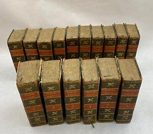 ROLLIN  Histoire Romaine, Fondation à Bataille d'Actium 16 volumes 1744-1758
