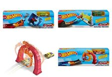 Hot Wheels Vehicle Action Playsets Flame Jumper Flip Ripper Electric Tower New