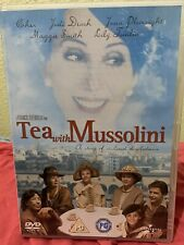 Tea With Mussolini (DVD, 2010)