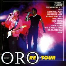 ORO - RE TOUR  CD POP-ROCK ITALIANA