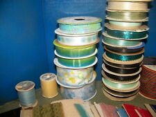 mixed lot of sewing supplies