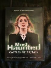 Most Haunted - Castles of Britain (DVD, 2007)