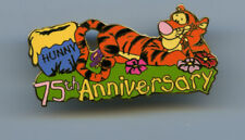New ListingDisney Auctions Winnie The Pooh 75th Anniversary Tigger Pin Le 100