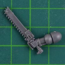 Space Marine Devastator Squad Chainsword Warhammer 40K Bitz 2718