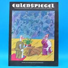 Eulenspiegel 35/1986 | DDR-Wochenzeitung für Satire und Humor | Geburtstag B