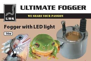 URS Ultimate Fogger with LED Light 16w
