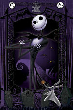 Nightmare before Christmas (Cat) maxi poster pp34051 size: 61 x 91.5cm