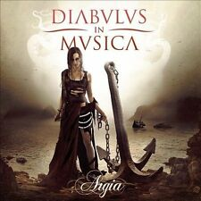 Argia by Diabulus in Musica (CD, Apr-2014, Napalm Records)