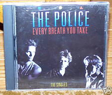 The Police Every Breath You Take - the Singles Cd