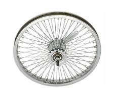 "Bicycle 16"" Rear Wheel W/68 Spokes Coaster Brake Beach Cruiser Lowrider BMX MTB"