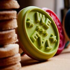 """""""Eat Me"""" Cookie Stamper - Silicone Biscuit Pastry Icing Stamp Cookie Decoration"""