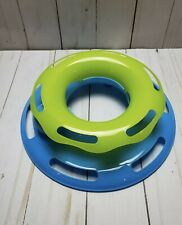 New listing Cat Fast Track and Track Interactive Toy For Cat Includes Ball - Nwt