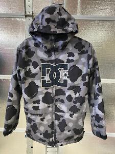 DC Snowboard Jacket - Youth XL (14) - 10K Waterproof - Kids Boys Girls - Camo