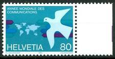 SWITZERLAND - SVIZZERA - 1988 - Anno delle Comunicazioni