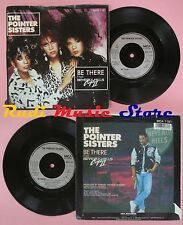 LP 45 7'' POINTER SISTERS Be there BEVERLY HILLS COP II 1987 MCA no cd mc dvd