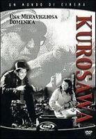 Una Meravigliosa Domenica (1947) DVD Nuovo Sigillato Kurosawa
