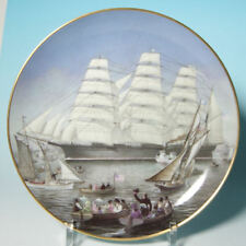Sammelteller - The great Clipper ships - GREAT REPUBLIC - Franklin Porcelain