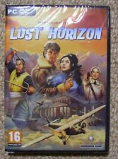 Lost Horizon New Sealed - PC Adventure Game