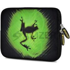 AMZER 10.5 Inch Neoprene Zipper Sleeve Pouch Tablet Bag - Rhythm Frog Gift