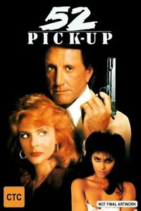 52 Pick Up DVD Roy Scheider New Sealed Region 4