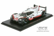 Porsche 919 Hybrid - 24h Le Mans 2017 Bernhard Hartley Bamber  1:43 Spark 43LM17