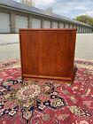 A Vintage Custom Made Mid Century Modern Walnut 3 Door Cabinet/Server 1960's
