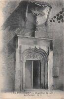 CPA 88 - MIRECOURT -  Chapelle de la Oultre - Le Portail