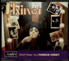 SHINER Famous Honey  CD 3 Tracks Inc Rachel Says+We Don'T Mind