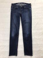 AG Adriano Goldschmied Womens Jeans Size 27R The Stilt Cigarette Skinny Leg