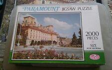 Philmar Paramount 2000 piece jigsaw puzzle Esterhazy Palace Austria. Ref M880/20