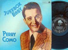 Perry Como ORIG GER LP Jukebox baby EX Bear Family BFX15306 Vocal Pop