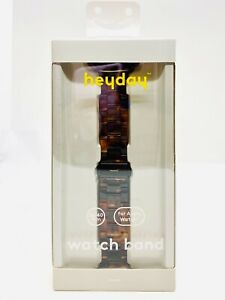 Heyday Apple Watch Band 38mm/40mm - Tortoise New in Package
