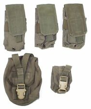 Eagle Allied Industries RLCS Ranger Green Mag Canteen Frag Pouch Lot MBSS MBAV