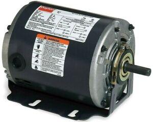 Dayton Split-Phase Belt Drive Motor 1/3 HP 115V, 56 Frame 1725 RPM Model 5K261